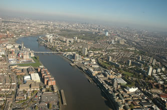 Helicopter Tour over Battersea & Chelsea