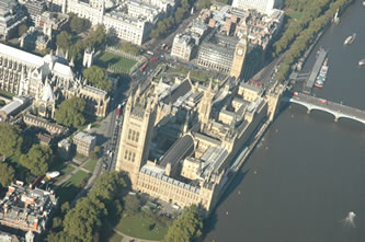 Helicopter Tour over Parliament